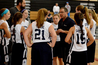 Blue Wave 7th Grade Girls - Levesque - Maine Hoops Invitational Tournament 2015