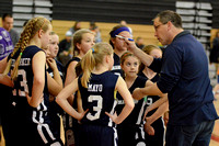 Blue Wave 4th Grade Girls- Levesque- Maine Hoops Invitational Tournament 2015