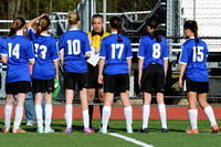 GPS U13 Girls Elite NEP vs FC Bolts Celtic April 19, 2015