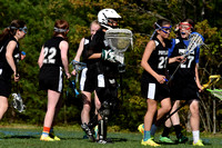 Portland 7th Grade Girls Lax vs Kennebunk 2015