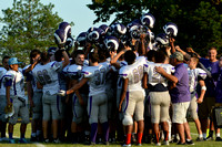 Deering Football vs Cheverus- Exhibition August 28, 2015