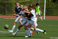 GPS U13 Girls Pre-Labor day Tournament 2015
