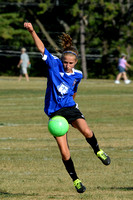 GPS U12 Labor Day Tournament Fort Devens 2015