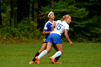 GPS U14 Girls NEP vs FC Stars Fall 2015