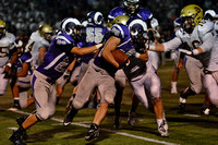 Deering Varsity Football vs TA Fall 2015
