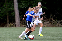 GPS U14 Girls vs Seacoast United ME Fall 2015