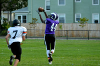 Deering Freshman Football vs Biddeford 2015