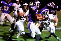 Deering Varsity Football vs Bonny Eagle 2015