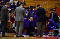 Deering Boys Bball vs Portland Playoffs 2016
