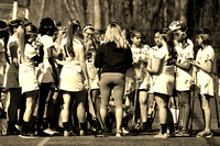 Deering Girls Lacrosse Round Robin vs GNG & BE 2016