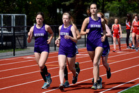 Deering Track County Meet 2016