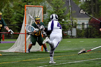 Deering Boys Varsity & JV Lax vs Massabesic 2016
