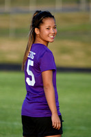 Deering Girls Soccer Preseason 2017