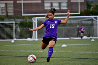 Deering Girls soccer vs Scarborough 2017