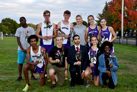 Deering Cross Country Senior Night 2017