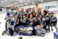 PortlandDeering Girls Hockey City Cup 2018