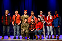 Deering Drama Almost Maine One Act 2018