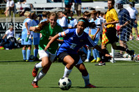 GPS Phoenix Elite U13 Girls NEP Sept. 6, 2014