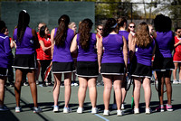 Deering Girls Tennis 2017