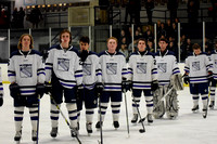 Portland/Deering Boys Ice Hockey vs Massabesic 2017