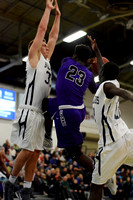 Deering Boys Varsity Basketball vs Portland 2017