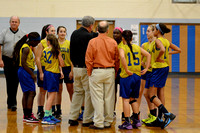 Lincoln Lions 7th Grade Girls Basketball vs Lyman Moore