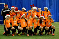 GPS Phoenix U13 Girls Christmas Photos 2014