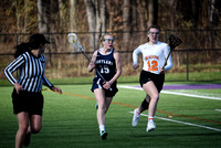 Portland and Cheverus Girls Lax Bagataway Tournament 2017