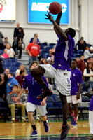 Deering Boys Basketball vs Brunswick Dec. 2015