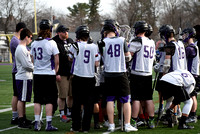 Deering Boys Lax vs Waynflete 2017