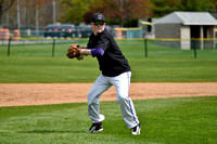 Deering Baseball vs Cheverus 2017