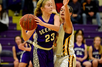 Deering Varsity Girls Basketball vs Cheverus 2017