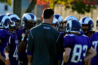 Deering JV Football vs Lewiston 2014