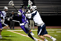 Deering Boys Lax vs Portland 2017