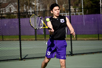 Deering Boys Tennis 2017