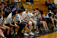 Portland Deering Unified Basketball Team 2017