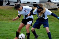 GPS Phoenix U13 Girls vs Seacoast United Maine NEP 2014