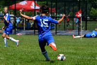 2014 US Youth Soccer Region 1 Championships Game 1 vs RI