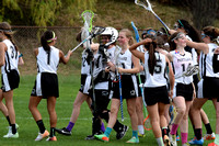 Portland 8th Grade Girls Lacrosse vs Westbrook 2015