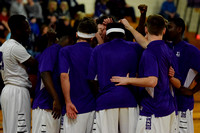 Deering Varsity Boys Basketball vs Noble 2016